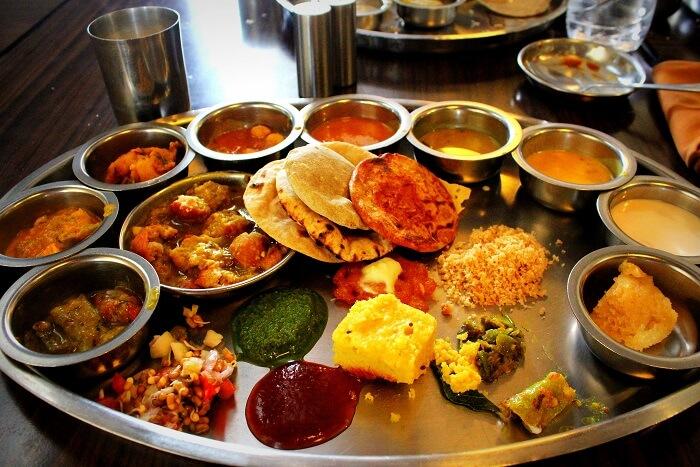 Rajasthani Thali Restaurant