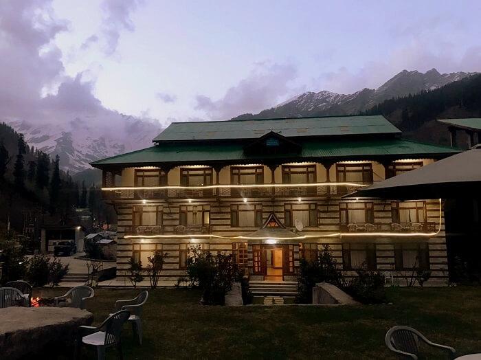 Solang ski resort