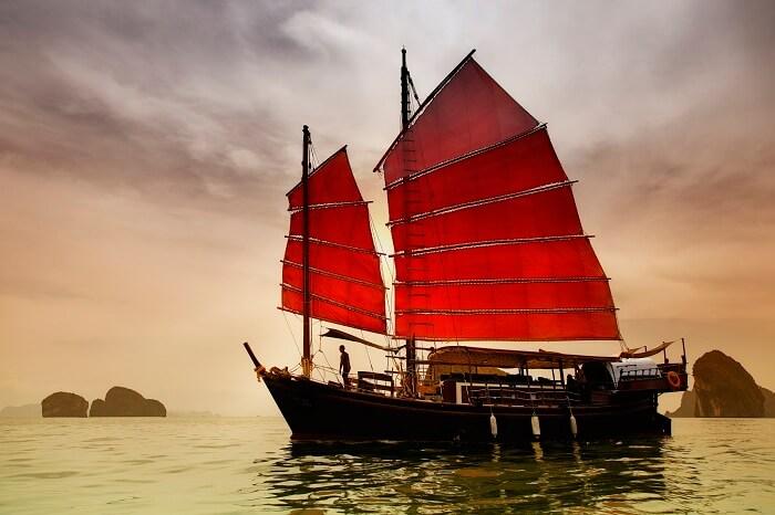 Sunset Cruise Phang Nga Bay