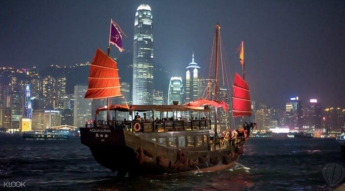 Cruise Hong Kong