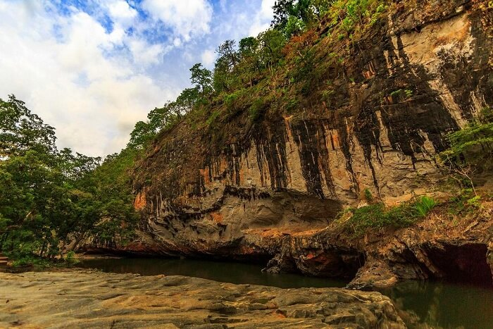 visit Syntheri Rocks in dandeli