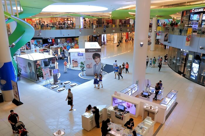 Vivocity Mall