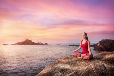 Yoga By The Beach in Gokarna