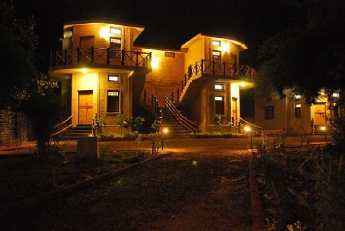 hotels in bandhavgarh