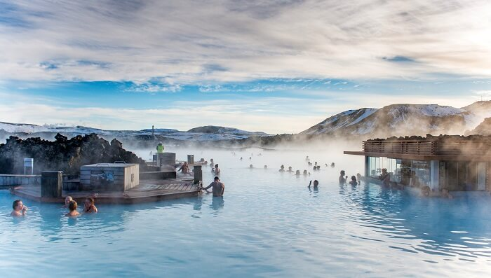 hotsprings in iceland