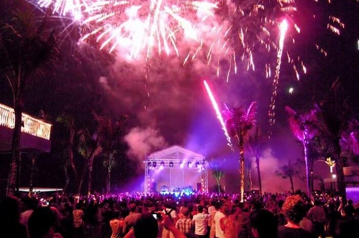 music festival in bali