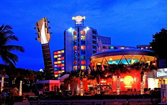 Hard Rock Cafe Pattaya Prices