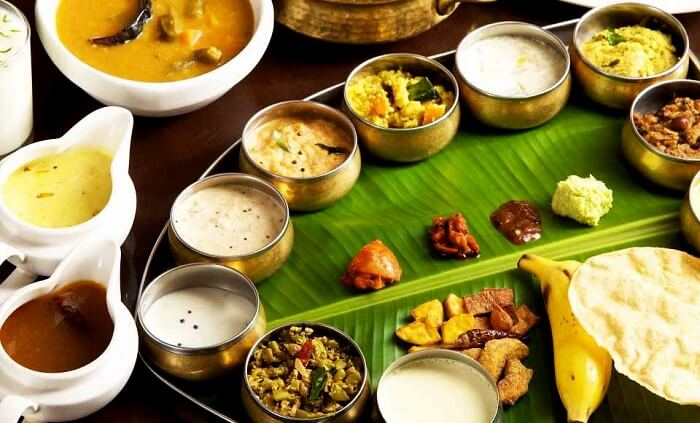 savour delish kerala food