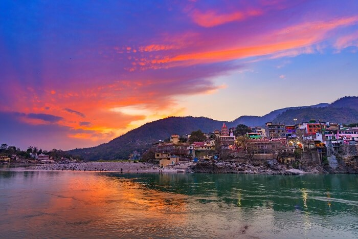 indulge in adventures at rishikesh