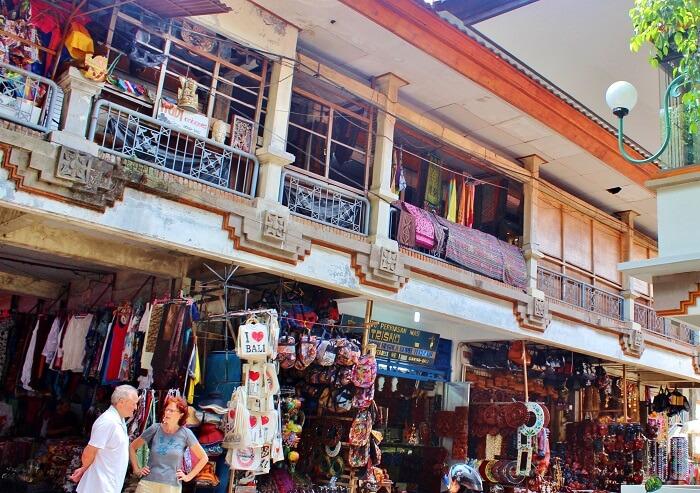 downtown market ubud