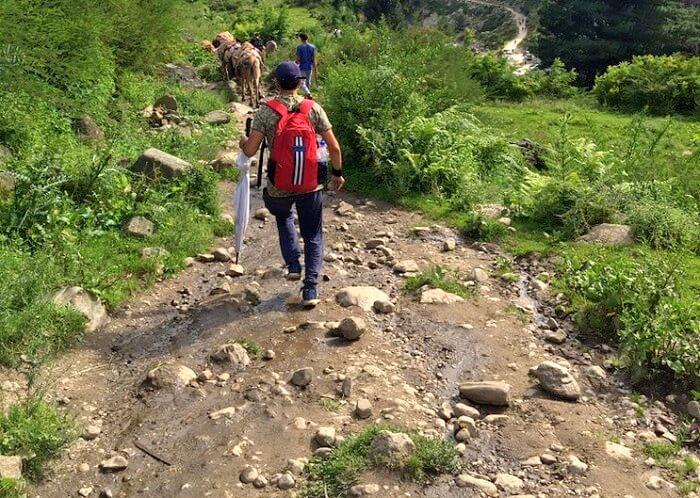 rishikesh trekking