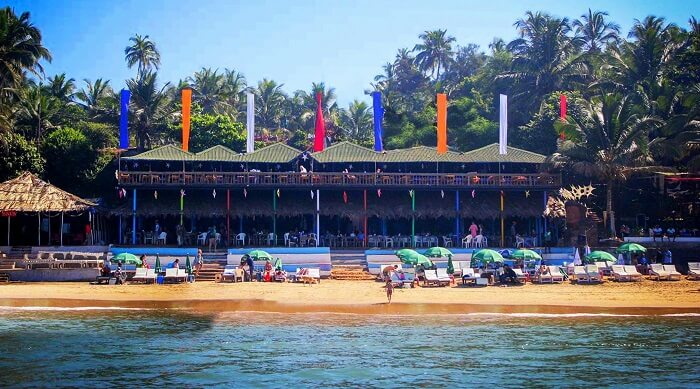 A wonderful experience of vacation in goa india