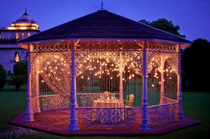 Romantic places in Jaipur
