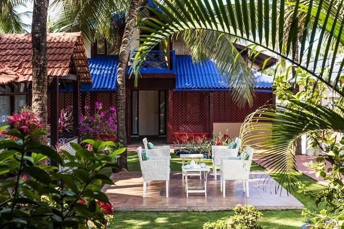 Casa Baga, Goa