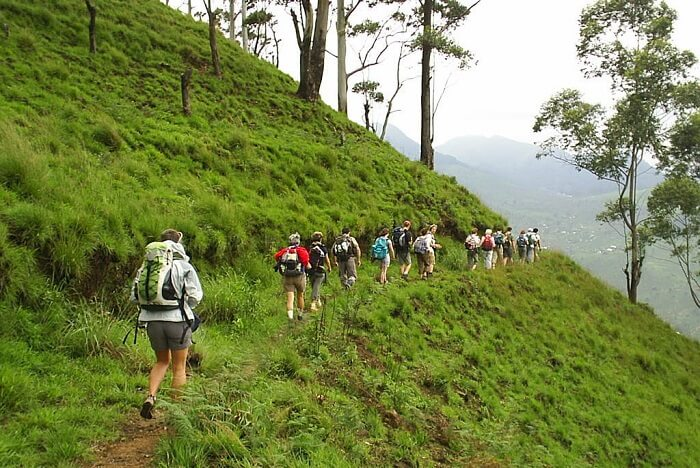 Trekking in Kandy