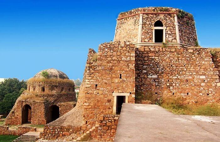 Bijay Mandal Fort, New Delhi
