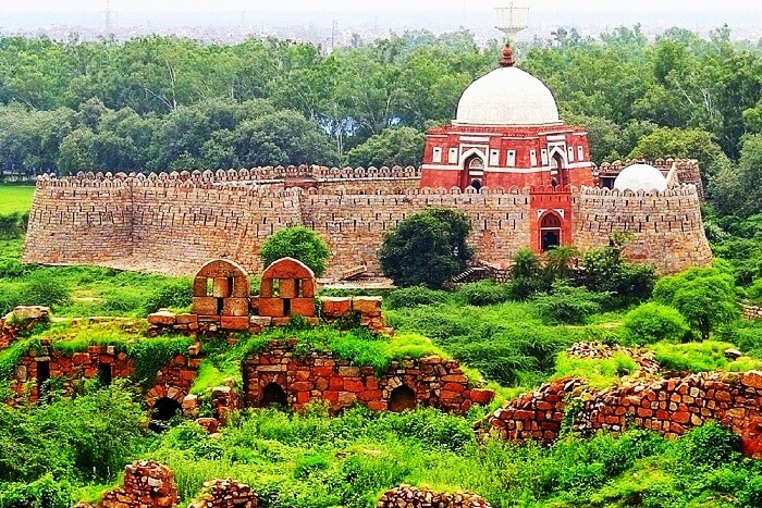 15 Hidden Places In Delhi That Reflect The Old-World Charm-8399