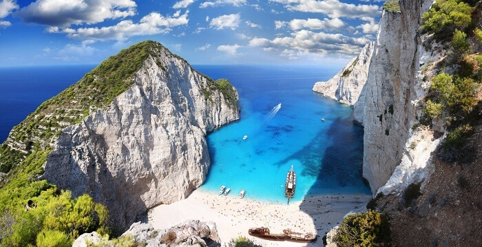 Ionian Islands Greece