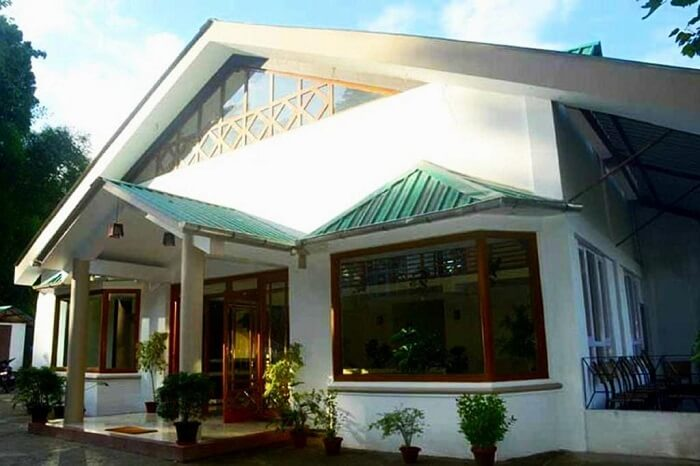 Hotel Anand Portico, Kalimpong