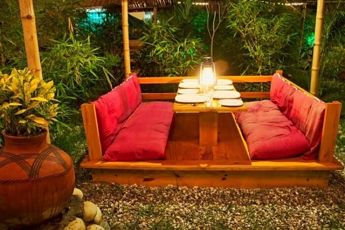 Moksh Garden Lounge, Zirakpur
