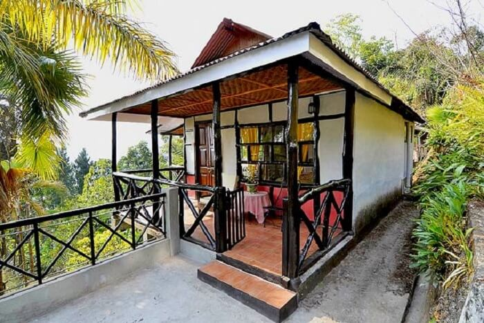 Orchid Retreat, Kalimpong
