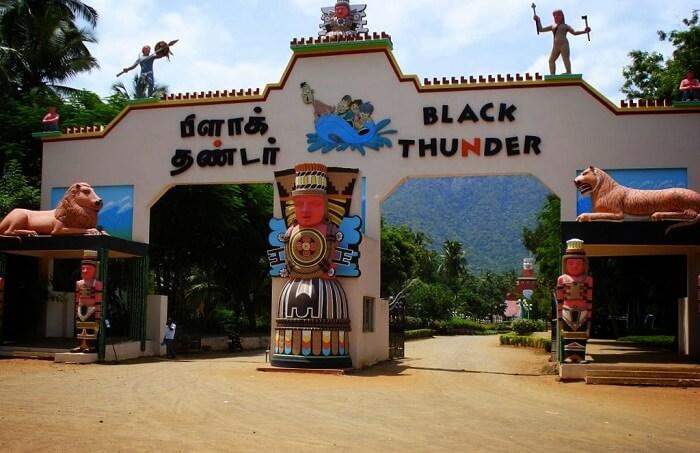 Black Thunder Amusement Park Coimbatore