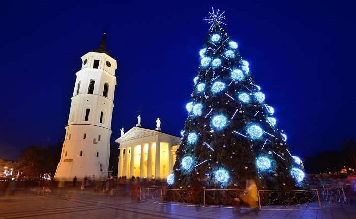 vilnius in lithuania - Best Place For Christmas Decorations