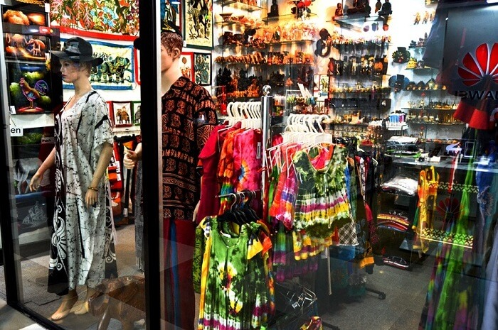Shopping in Colombo