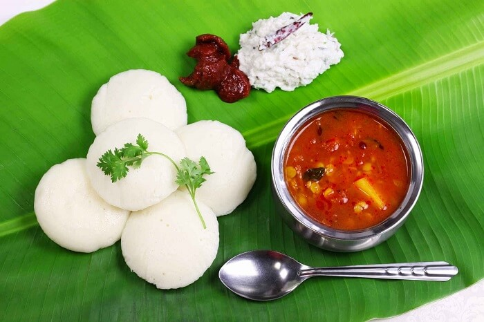 Delicacies of South India