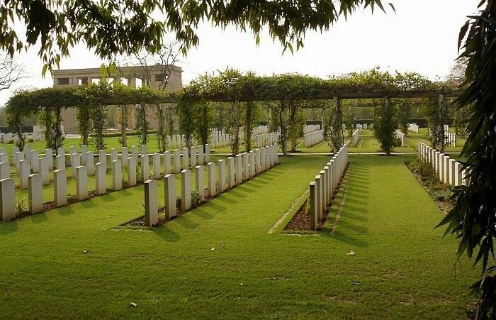 Delhi War Cemetry