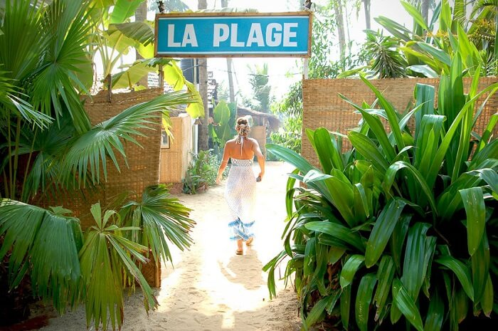 La Plage Beach Shack Goa