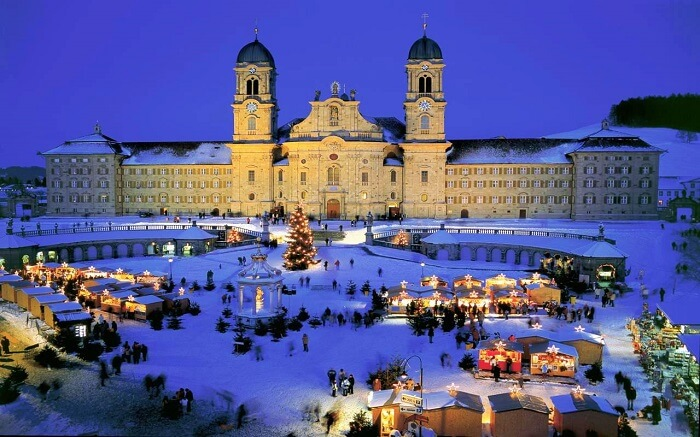 Christmas at Geneva, Switzerland