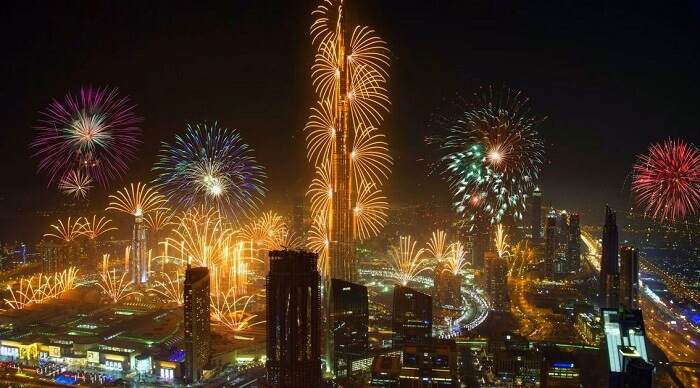 5 Nights 6 Days Dubai New Year And Christmas Package