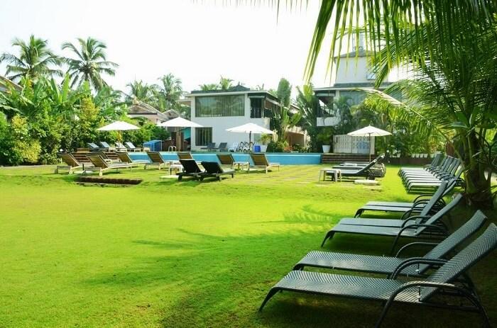 The O Hotel Goa