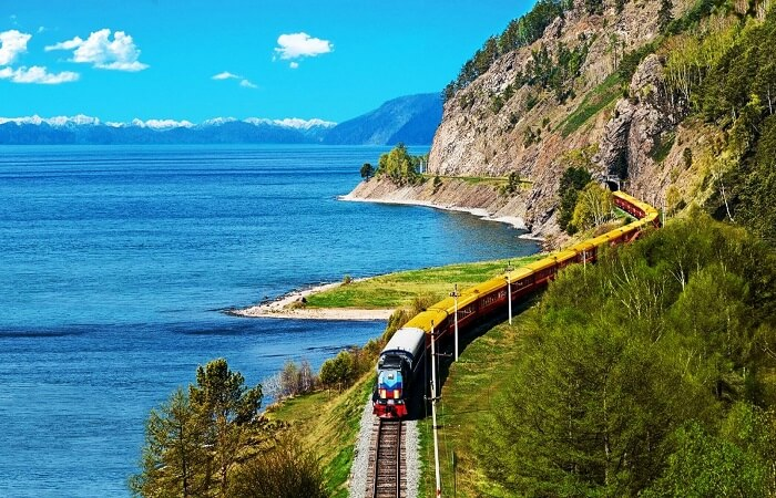 Trans Siberian Express Duration