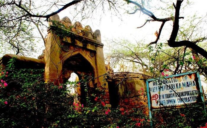 Bhuli Bhatiyari Ka Mahal, New Delhi