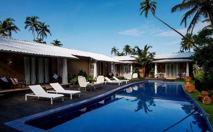 Casa Vagator, Goa