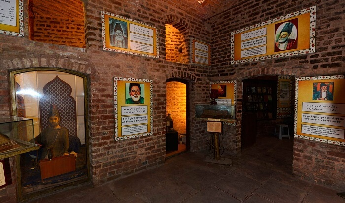 Haveli Of Mirza Ghalib, New Delhi