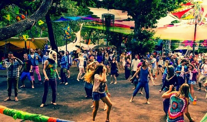 Kasol Music Festival