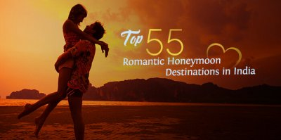 Romantic Destinations In India
