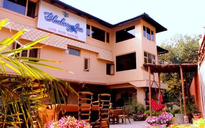 Blueberry Inn