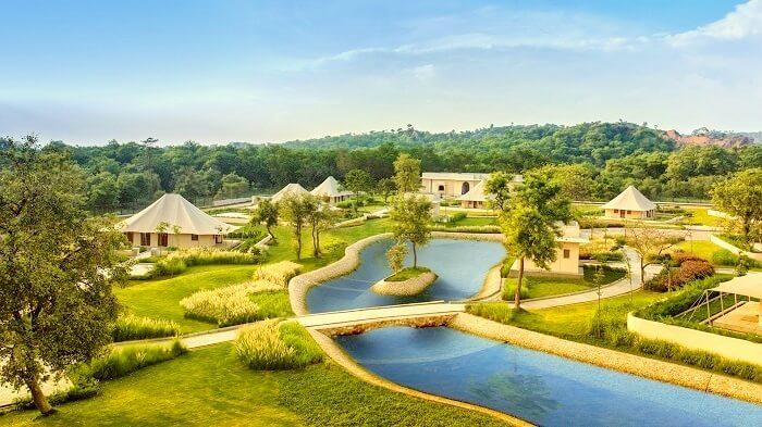 15 best resorts in chandigarh