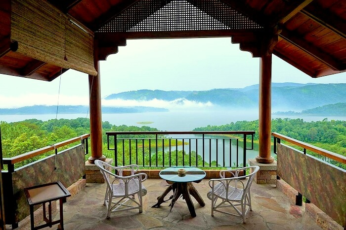 hotels and resorts in Shillong