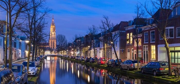 visit Delft in netherlands