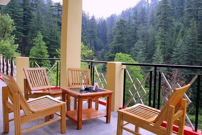 stay at Dev Conifers Green in tirthan