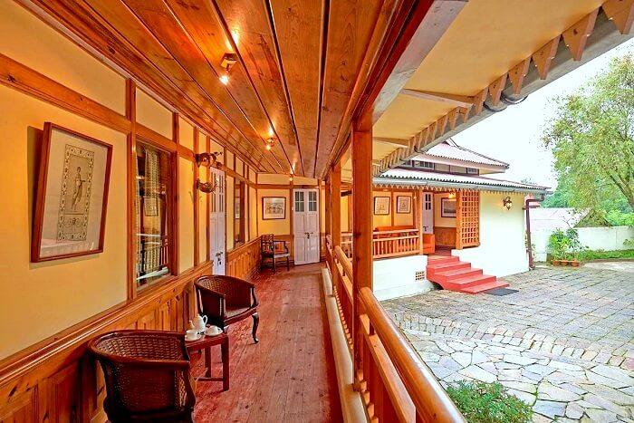 Heritage Tripura Castle