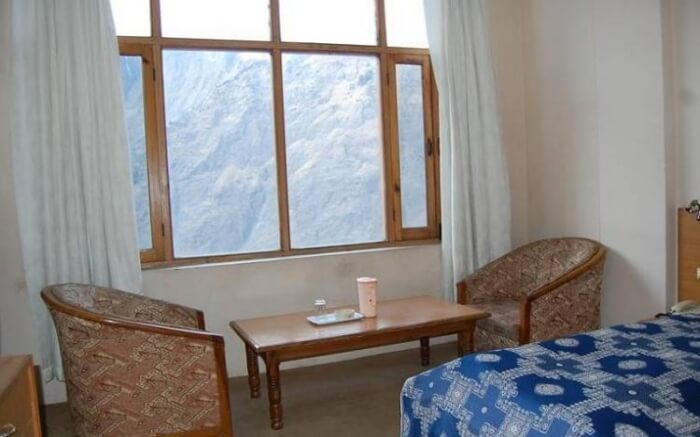 Hotel Mount View Auli