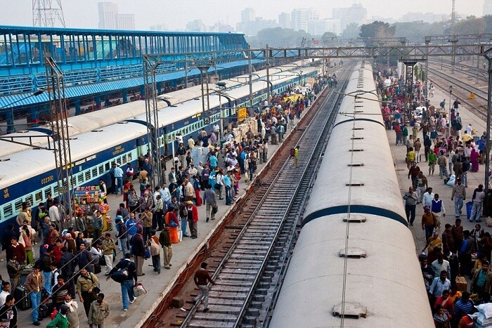 How To Reach The Surajkund Mela by rail