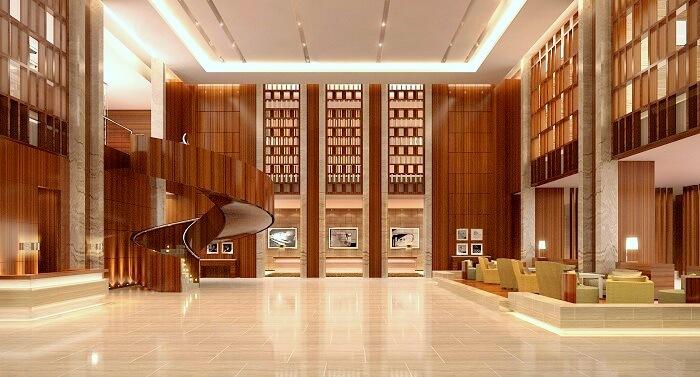 Hyatt Regency Chandigarh_Lobby