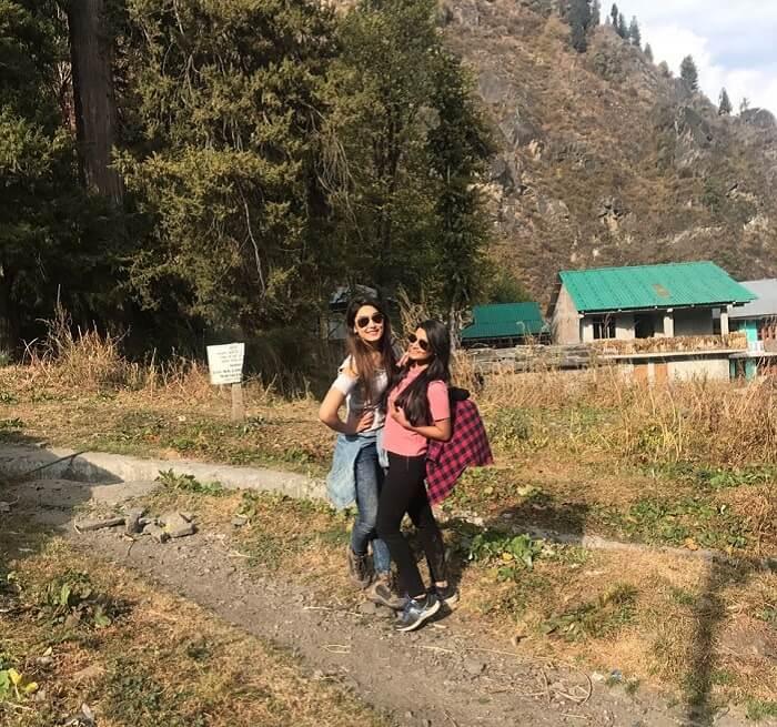 trekking to malana